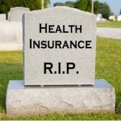 The Death of Health Insurance