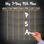 The Official 7-Day PSA Planner